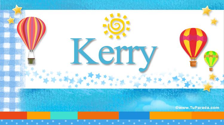 Kerry, imagen de Kerry