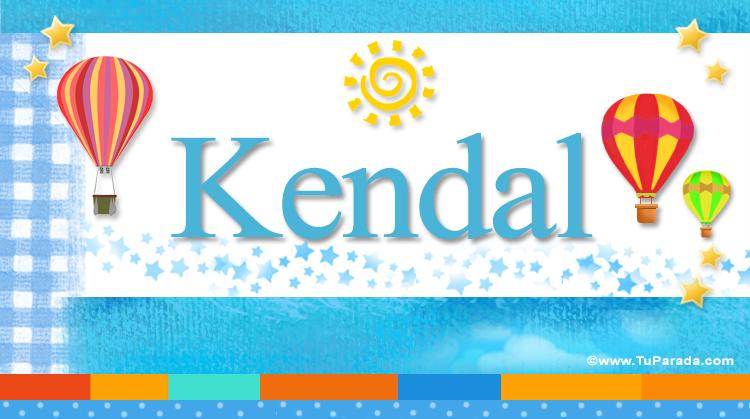 Kendal, imagen de Kendal
