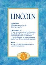 Nombre Lincoln