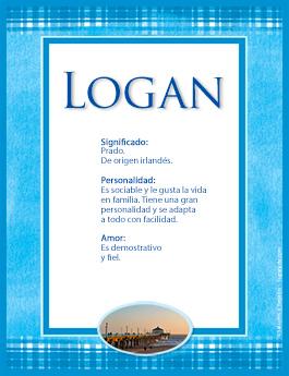 Nombre Logan