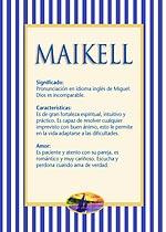 Maikell