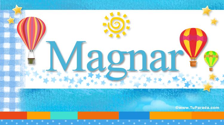 Magnar, imagen de Magnar