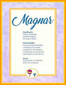 Nombre Magnar