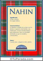 Nahin