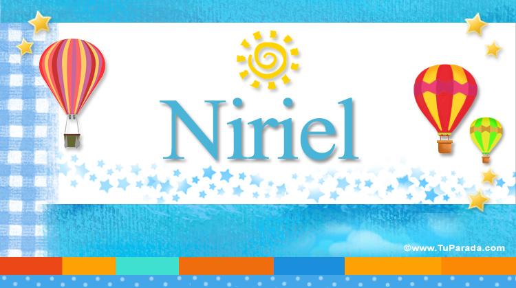 Niriel, imagen de Niriel