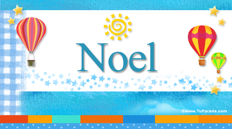 Noel, imagen de Noel