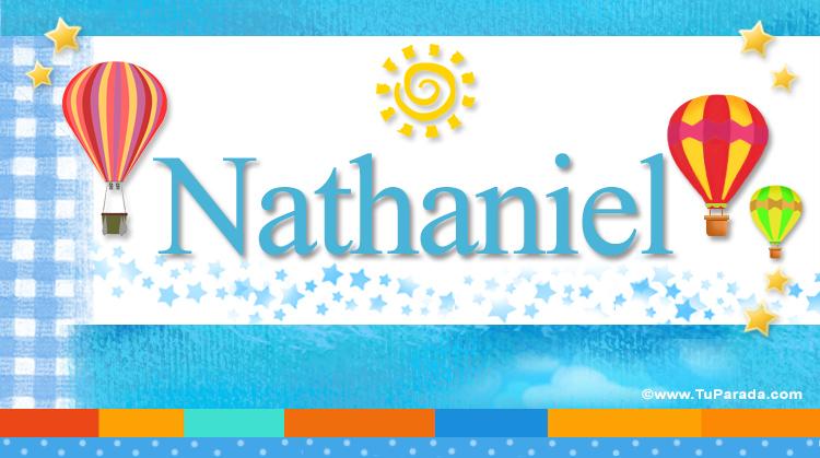 Nathaniel, imagen de Nathaniel