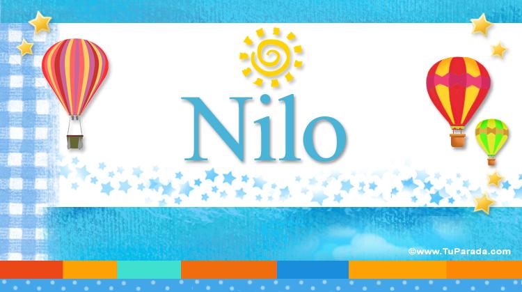 Nilo, imagen de Nilo