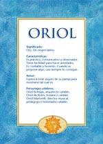 Nombre Oriol
