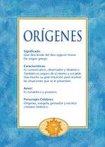 Nombre Orígenes