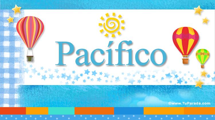 Pacífico, imagen de Pacífico