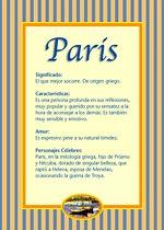 Nombre París