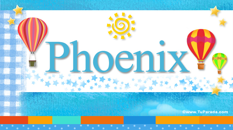 Phoenix, imagen de Phoenix