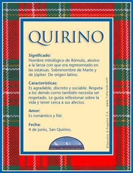 Nombre Quirino