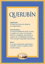 Nombre Querubín