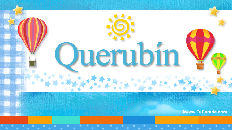 Querubín, imagen de Querubín