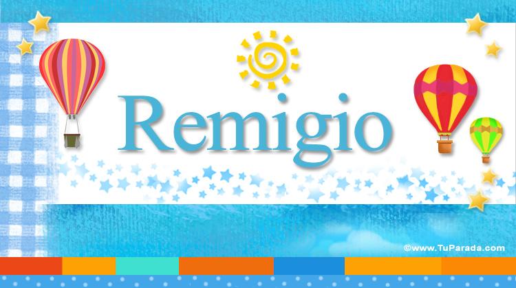 Remigio, imagen de Remigio