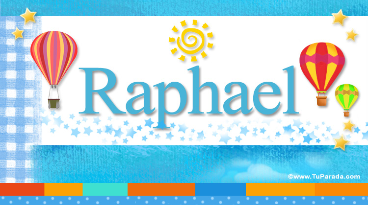 Raphael, imagen de Raphael
