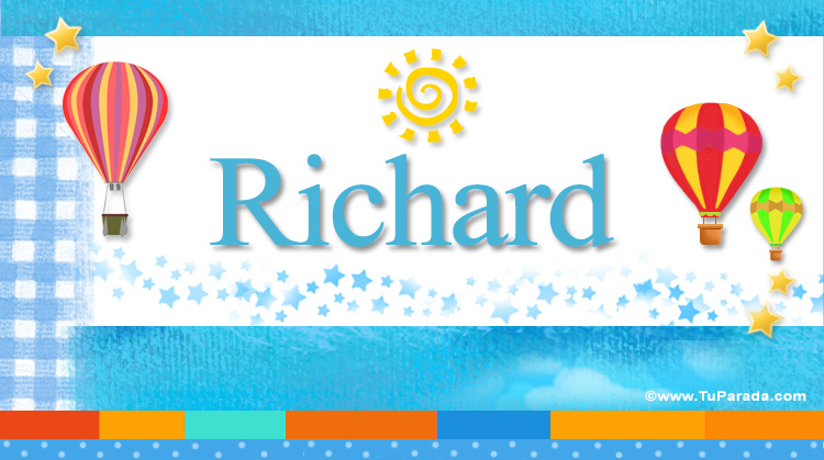 Richard, imagen de Richard