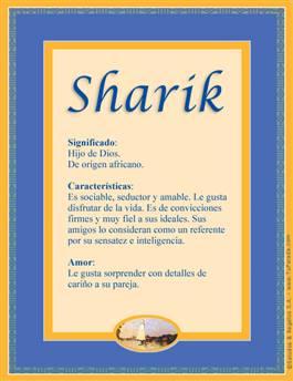 Nombre Sharik