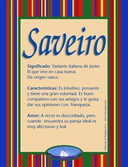 Nombre Saveiro