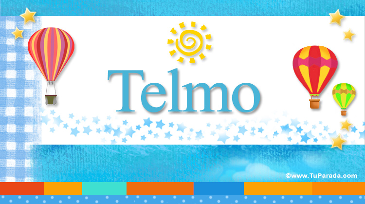 Telmo, imagen de Telmo