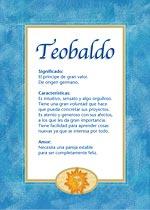 Nombre Teobaldo