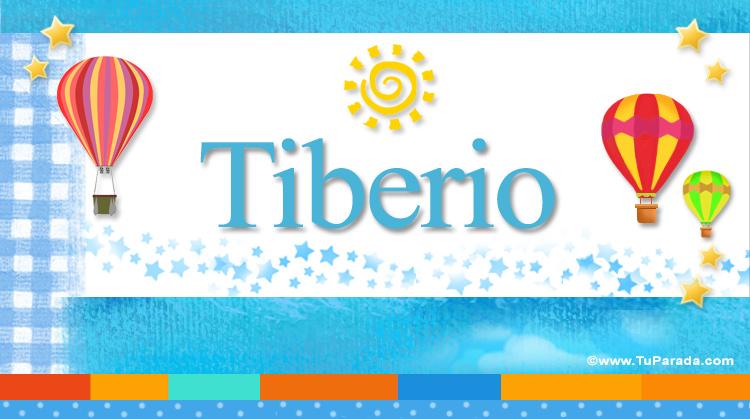 Tiberio, imagen de Tiberio