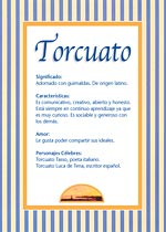 Nombre Torcuato