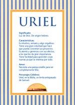 Nombre Uriel