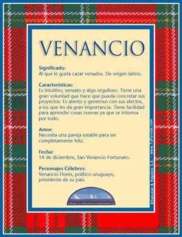 Nombre Venancio