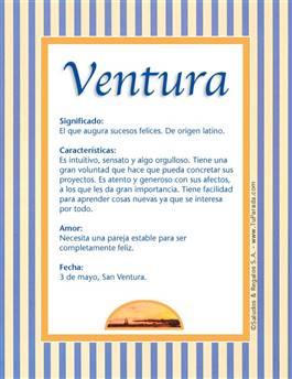 Nombre Ventura