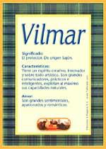 Vilmar