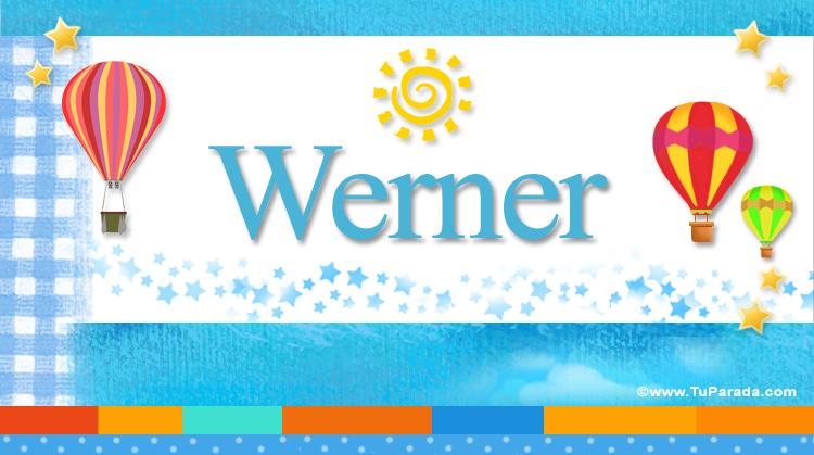 Werner, imagen de Werner