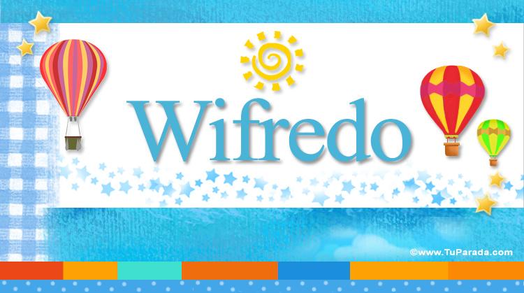 Wifredo, imagen de Wifredo