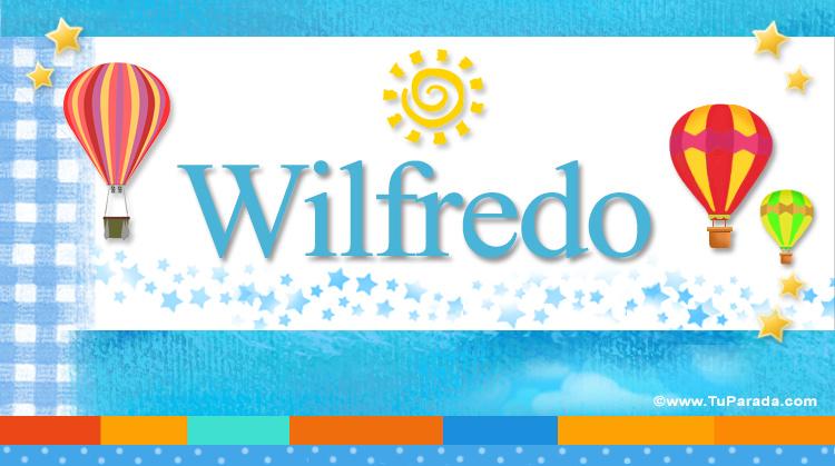 Wilfredo, imagen de Wilfredo