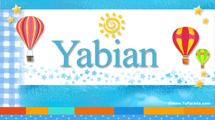 Yabian, imagen de Yabian