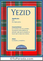 Yezid