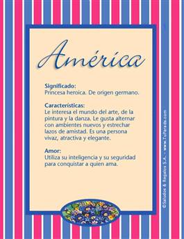 Nombre América