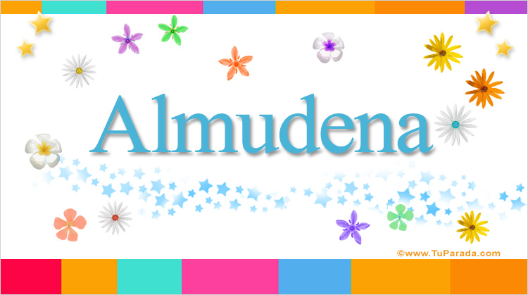 Almudena, imagen de Almudena