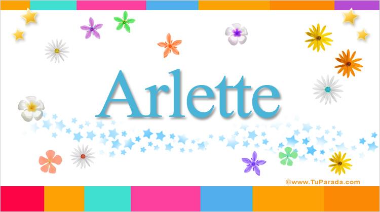 Arlette, imagen de Arlette