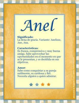 Nombre Anel