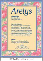 Arelys