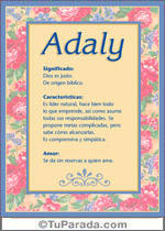 Adaly