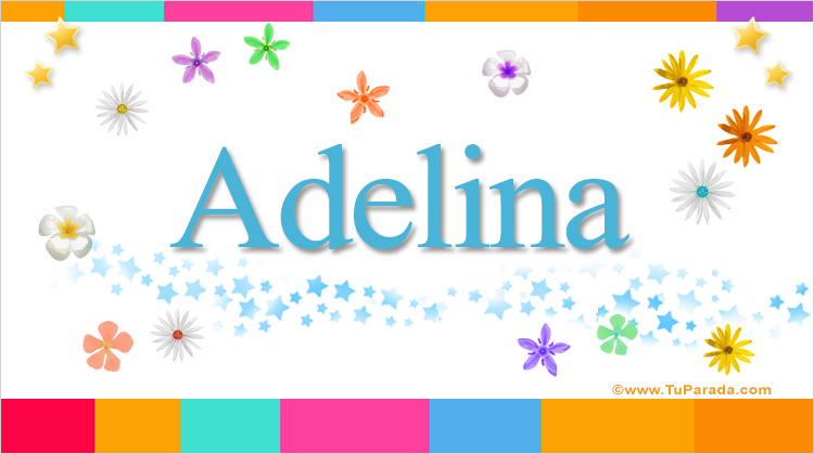 Adelina, imagen de Adelina