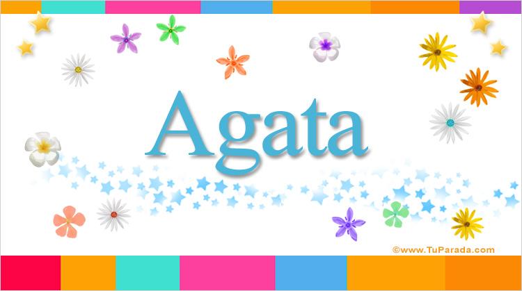 Agata, imagen de Agata