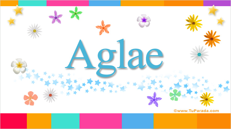 Aglae, imagen de Aglae