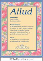 Nombre Ailud