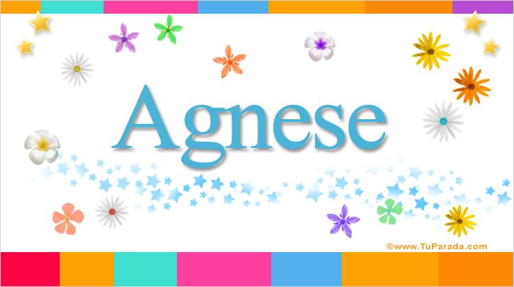 Agnese, imagen de Agnese