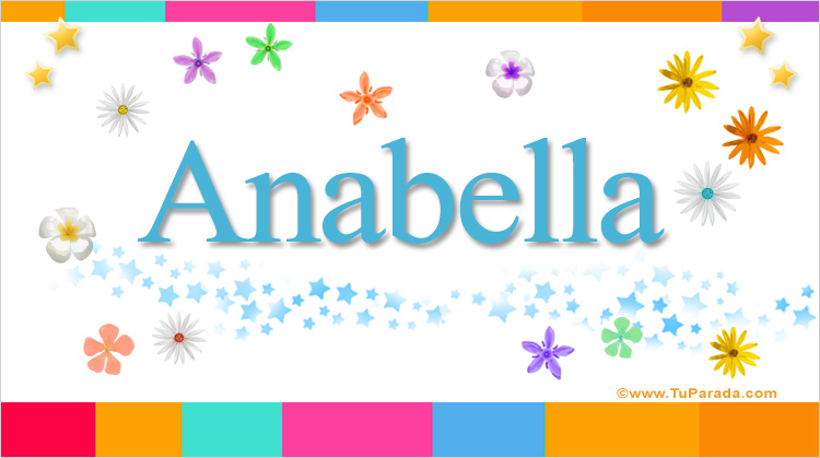Anabella, imagen de Anabella